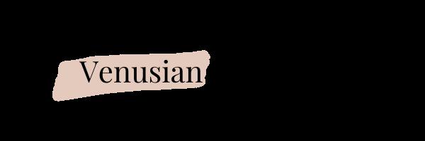 Venusian Beauty Co.