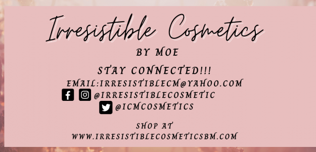 Irresistible Cosmetics by Moe