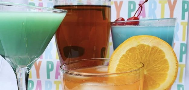 Bottoms Up! Body Bar