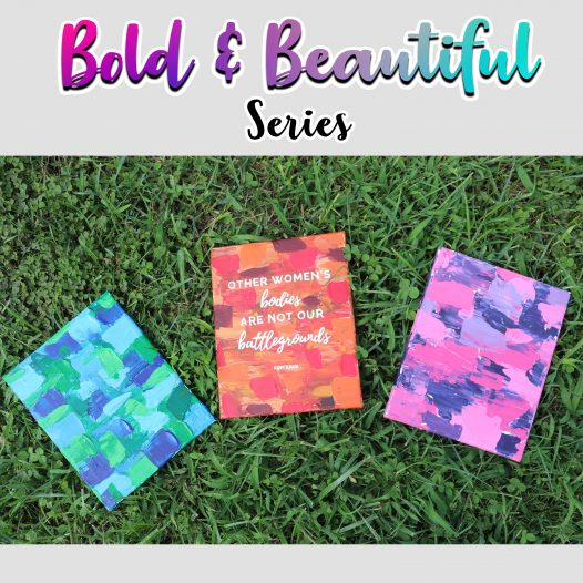Bold & Beautiful Quote Series Image
