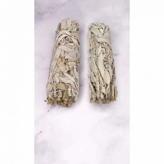 Hand Tied White Sage Bundle - SOUL IMPACTFUL