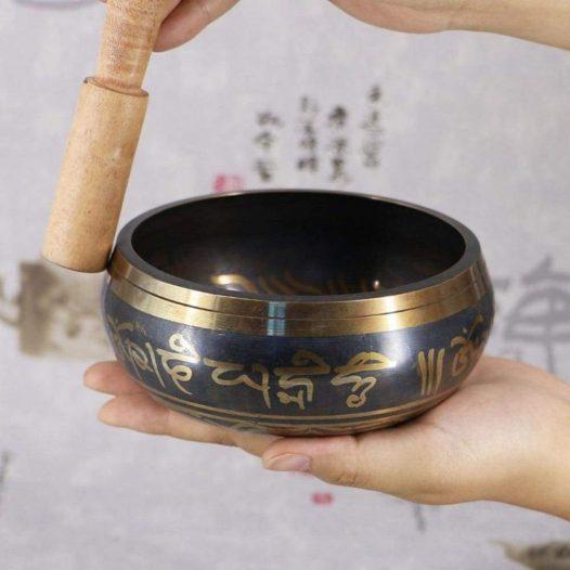 Tibetan Singing Bowl Collection - SOUL IMPACTFUL