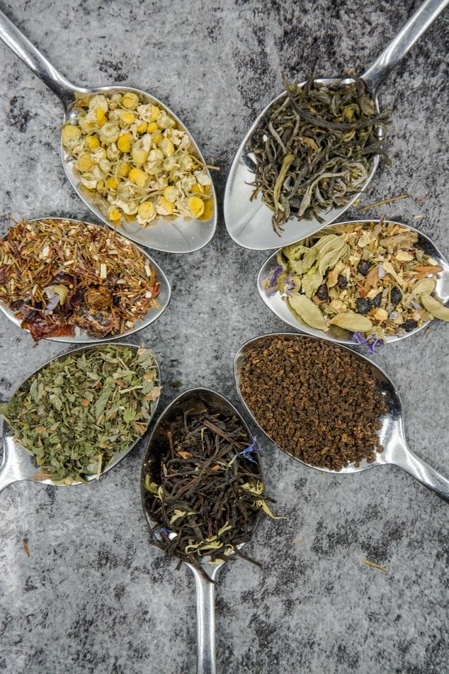 Herbs / Teas