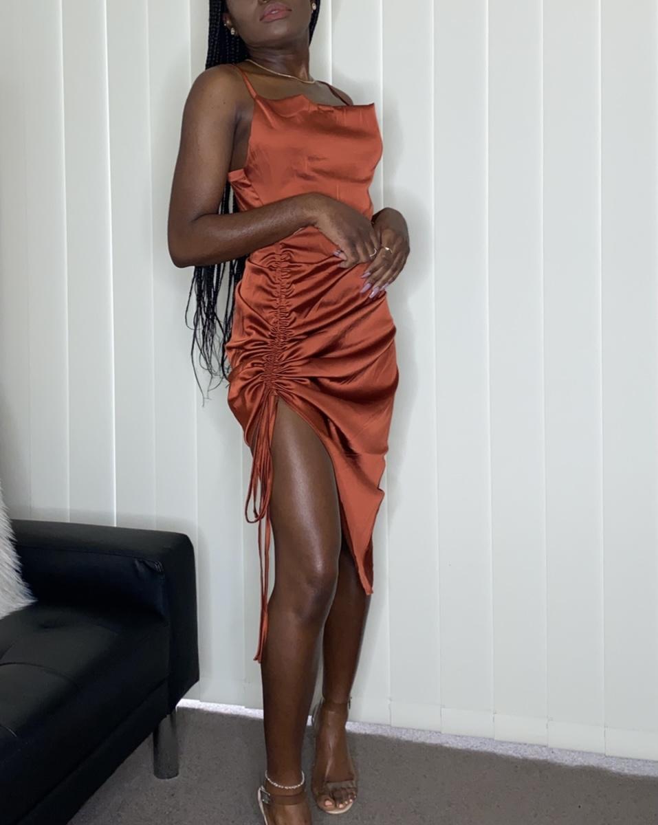 Kasi Ruched Dress