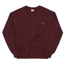 Leo Unisex Sweatshirt