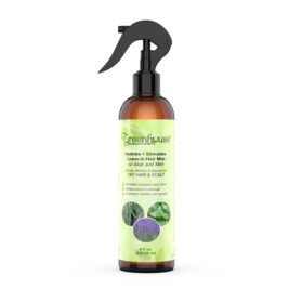 greenhouse leave-in conditioner